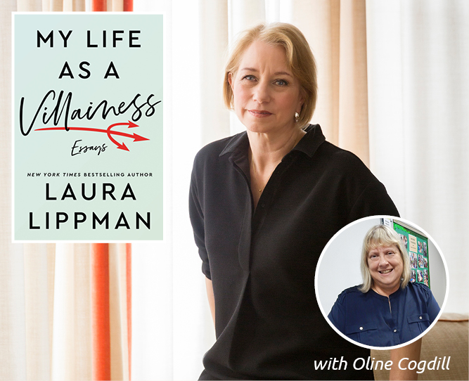 Laura Lippman Author Talk
