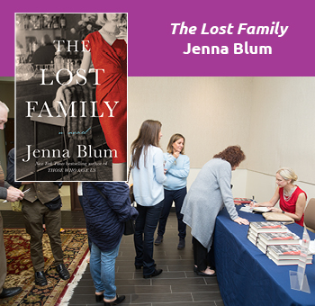 Jenna Blum, The Lost Family