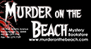 Murder on the Beach logo