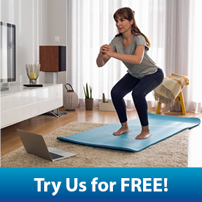 Free Virtual Fitness Trial